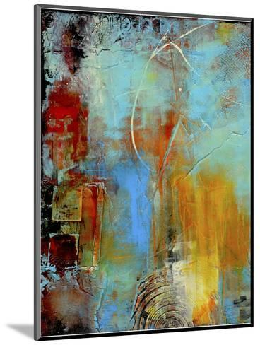 Detour 84 I-Erin Ashley-Mounted Art Print