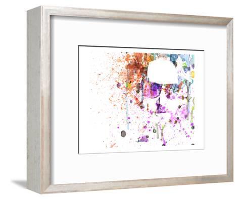 "Dude ""Big Lebowski""-NaxArt-Framed Art Print"