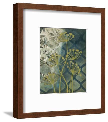 Peridot Botanical I-Megan Meagher-Framed Art Print