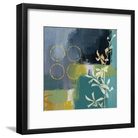 Mediterranean Floral I-Lanie Loreth-Framed Art Print