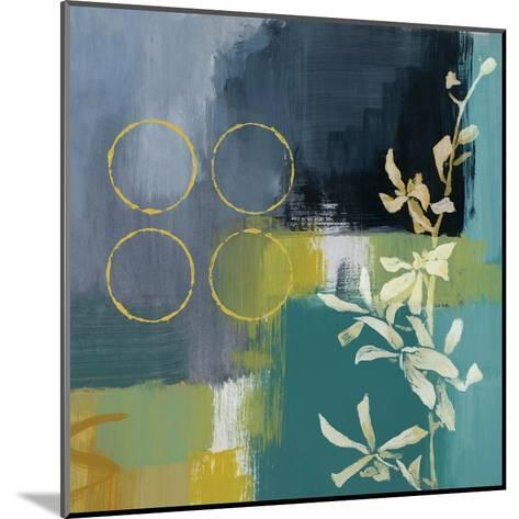 Mediterranean Floral I-Lanie Loreth-Mounted Art Print