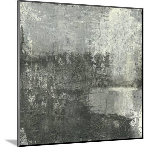 Gray Abstract III-Elena Ray-Mounted Art Print