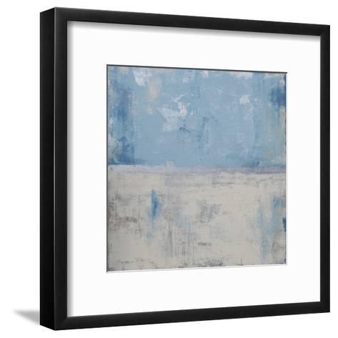 Silver Aura-Erin Ashley-Framed Art Print