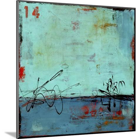 Blue Bay Marina II-Erin Ashley-Mounted Art Print