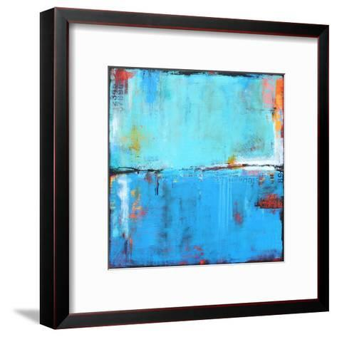Matchbox Blues 5-Erin Ashley-Framed Art Print