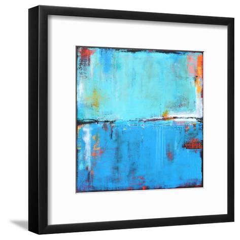 Matchbox Blues 5-Erin Ashley-Framed Art Print