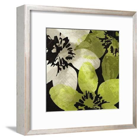 Bloomer Tiles V-James Burghardt-Framed Art Print
