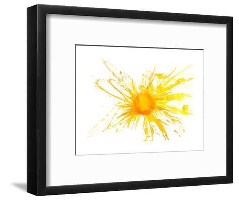 The Sun-okalinichenko-Framed Art Print