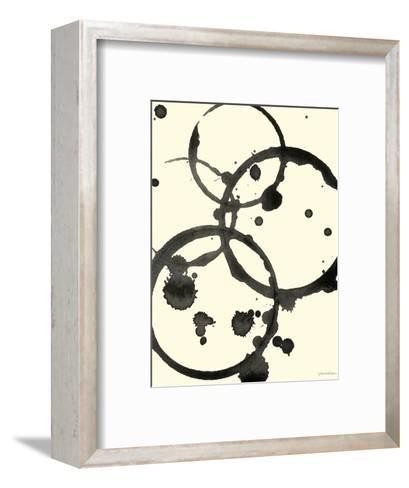 Astro Burst V-Vanna Lam-Framed Art Print