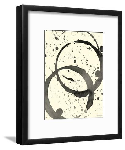 Astro Burst III-Vanna Lam-Framed Art Print
