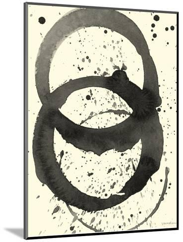 Astro Burst IV-Vanna Lam-Mounted Art Print