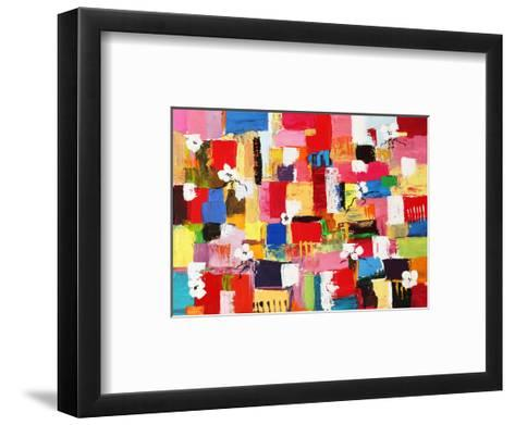 Original Oil Painting-tinoni-Framed Art Print