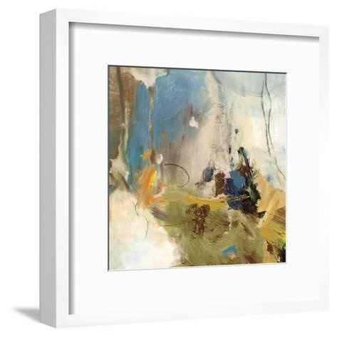 Crashing Waves I-Sloane Addison ?-Framed Art Print