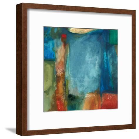Meetingpoint-Anna Polanski-Framed Art Print