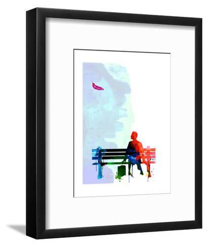 Forrest Watercolor 2-Lora Feldman-Framed Art Print