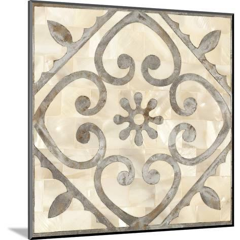 Natural Moroccan Tile 2-Hope Smith-Mounted Art Print