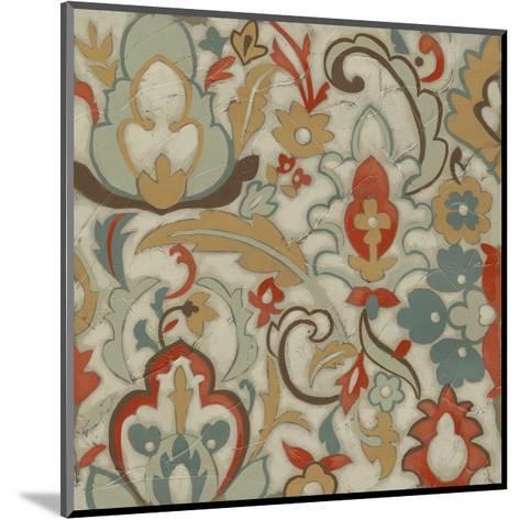 Chimborazo II-Chariklia Zarris-Mounted Art Print