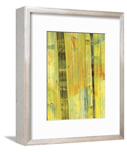 Yellow Mix II-Ricki Mountain-Framed Art Print