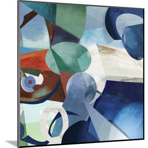 Prism II-Sloane Addison ?-Mounted Art Print