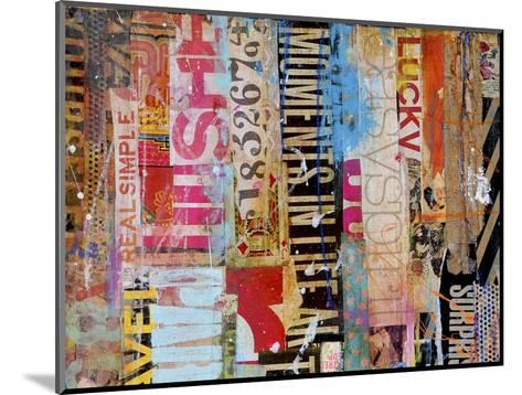 Metro Mix 21 I-Erin Ashley-Mounted Art Print