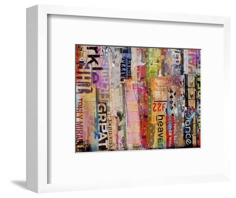 Metro Mix 21 III-Erin Ashley-Framed Art Print