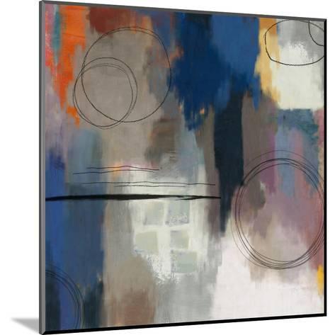 Indigo Touch II-Sloane Addison ?-Mounted Art Print