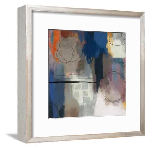 Indigo Touch II-Sloane Addison ?-Framed Art Print