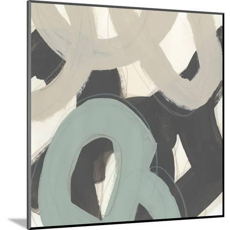 Clean Slate I-June Erica Vess-Mounted Art Print