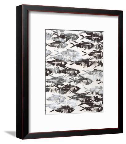 Fossilized II-Norman Wyatt Jr.-Framed Art Print