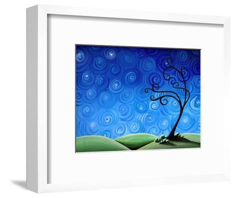 After Midnight-Cindy Thornton-Framed Art Print