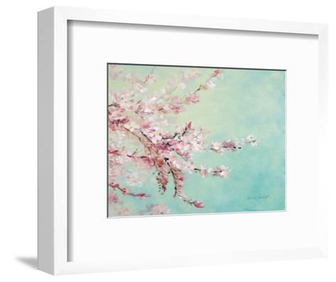 Sakura Fragile Beauty-Lanie Loreth-Framed Art Print