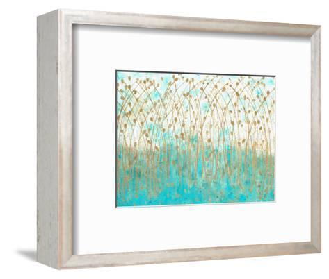 Fall Grasses-Herb Dickinson-Framed Art Print
