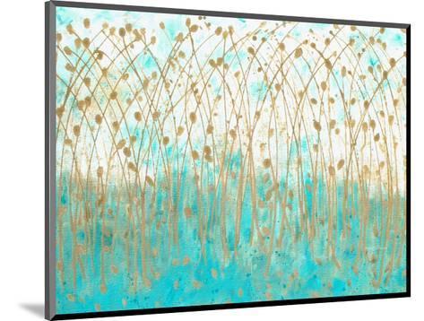Fall Grasses-Herb Dickinson-Mounted Art Print