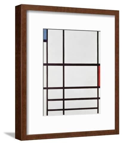 Composition Ii,, 1937-Piet Mondrian-Framed Art Print