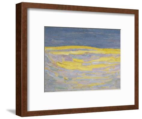 Sunrise-Piet Mondrian-Framed Art Print