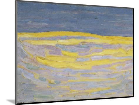 Sunrise-Piet Mondrian-Mounted Giclee Print