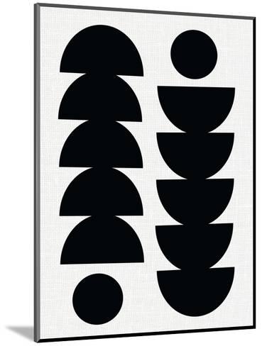 Tropical-Seventy Tree-Mounted Giclee Print
