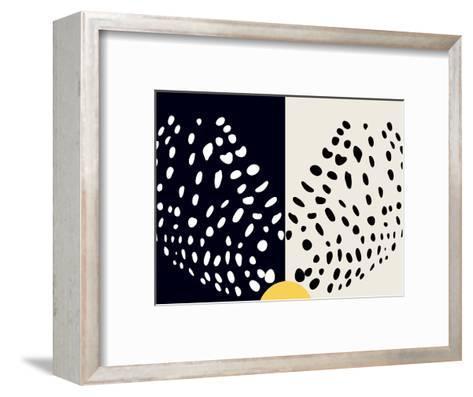 Poppy Over Easy-Belen Mena-Framed Art Print