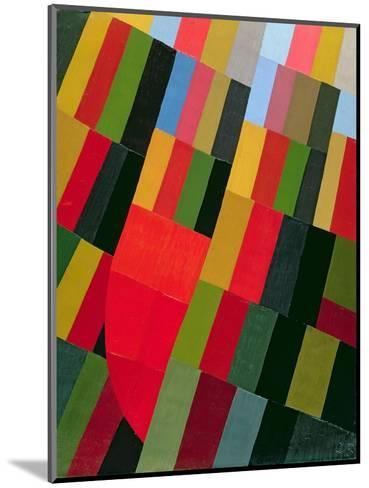 Autumn Vision, 1935-Otto Freundlich-Mounted Giclee Print