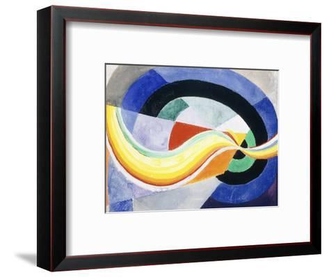 Propeller, 1923-Robert Delaunay-Framed Art Print