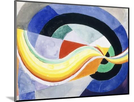 Propeller, 1923-Robert Delaunay-Mounted Giclee Print