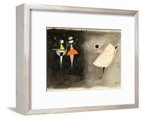 Dancer, C.1950-Anneliese Everts-Framed Art Print