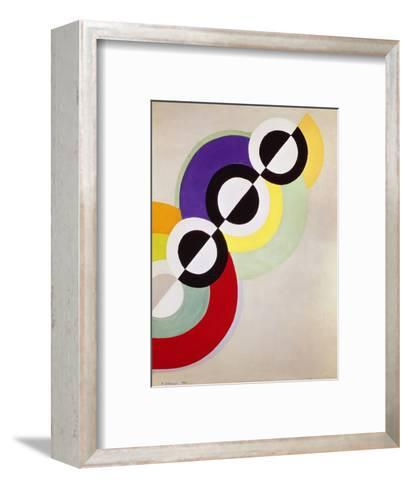 Prismen, 1934-Robert Delaunay-Framed Art Print