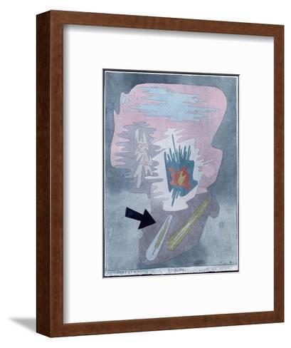 Still Life, 1929-Paul Klee-Framed Art Print