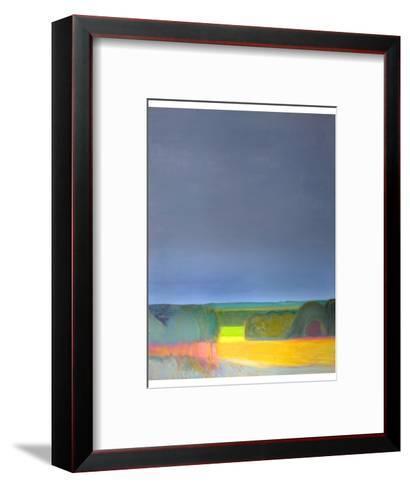 Prospect, Malvern Diptych 2, 1998-Pamela Scott Wilkie-Framed Art Print