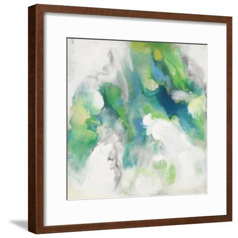 Green Ethos II-Joshua Schicker-Framed Art Print