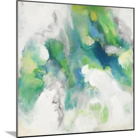 Green Ethos II-Joshua Schicker-Mounted Giclee Print