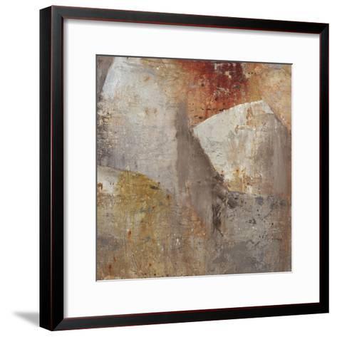 Stone Wall II-Alexys Henry-Framed Art Print