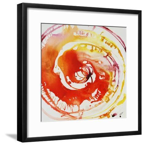 Ring Pop III-Rikki Drotar-Framed Art Print