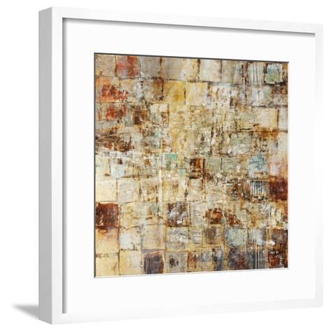 Pearl and Gold II-Jodi Maas-Framed Art Print